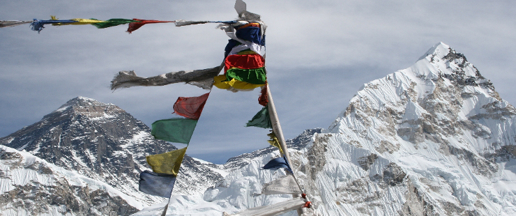 Trekking in Nepal : Highest peak in the world