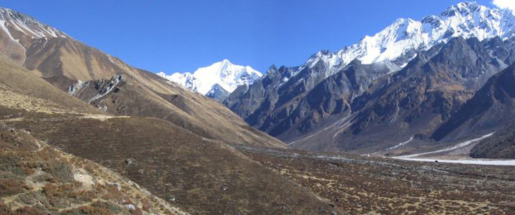 Langtang Valley Trekking in Nepal