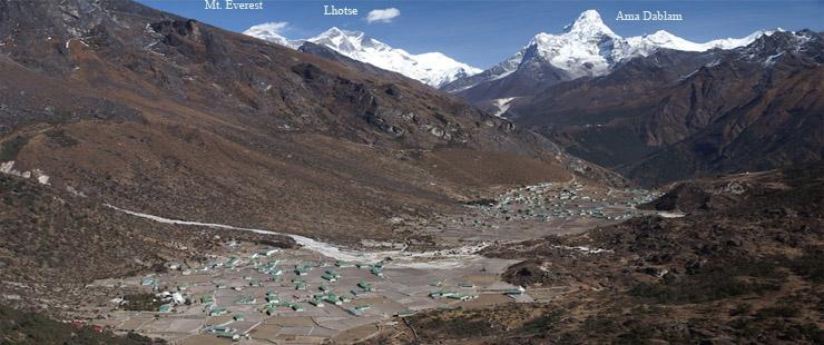 Gokyo Trekking in Everest Region Nepal