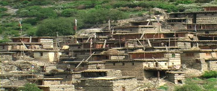 Kailash Via Limi
