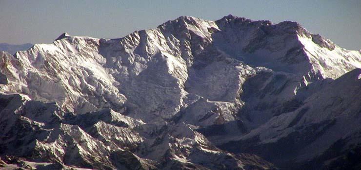 Kanchenjungha to Makalu Trek
